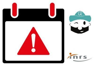 Les fiches INRS d'aide à l'évaluation des risques professionnels pour les artisans maçons
