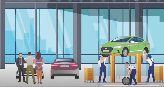 La prévention des risques professionnels pour les garages automobiles