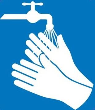Signalisation lavage des mains